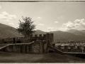 Bellinzona, fotografie viraggio seppia