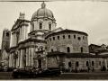 Brescia, fotografie viraggio seppia