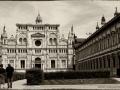 Pavia, fotografie viraggio seppia