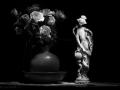 vaso e scultura