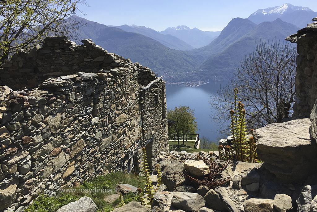 Monti di Treccione, Como.