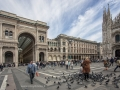 Piazza Duomo. Milano