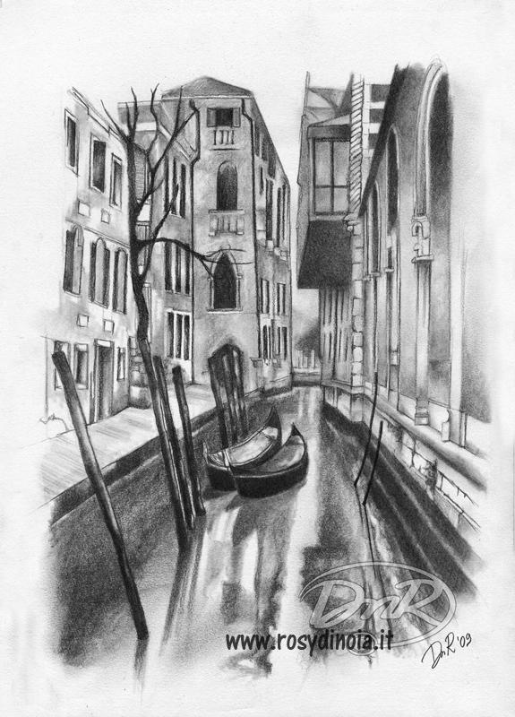 Molto Paesaggi a matita Archivi - Rosy Di Noia JQ01