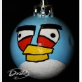 palline di Natale Angry Birds