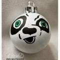 pallina di Natale Kung fu Panda