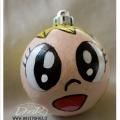 pallina di Natale Pollon