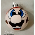 pallina di Natale Mario Bros