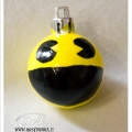 pallina di Natale Pacman