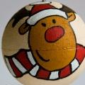 pallina di Natale Renna