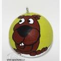 pallina di Natale Scooby