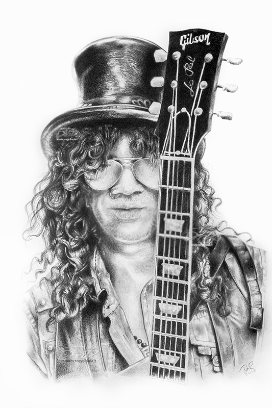 Slash Portrait