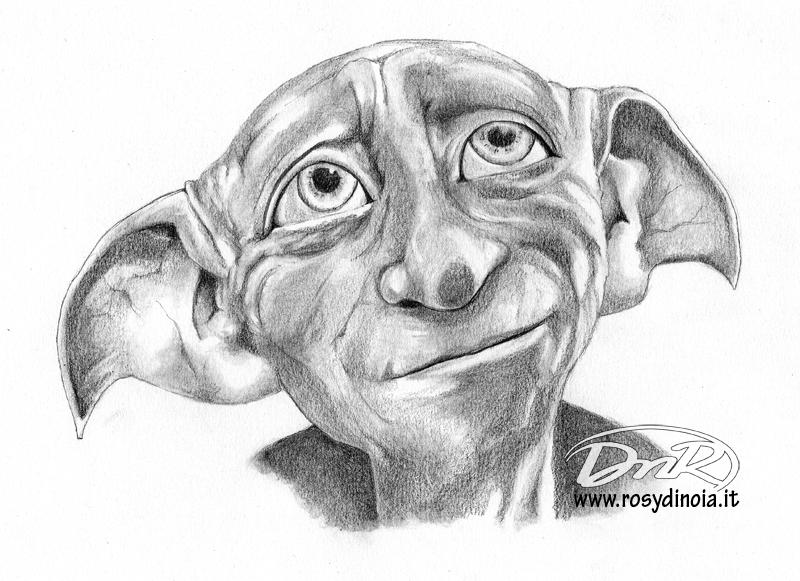 Dobby Harry Potter Disegno