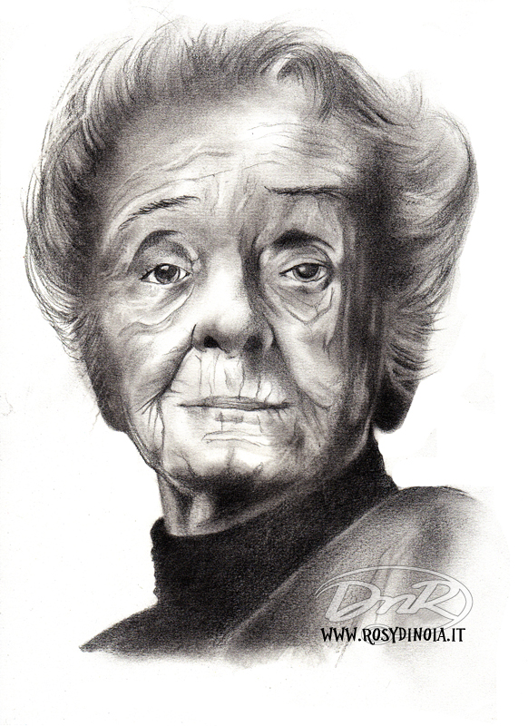 Ritratti Persone Famose Disegnati A Matita Rosy Di Noia