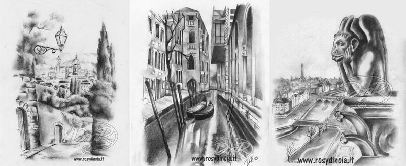 Top Paesaggi a matita Archivi - Rosy Di Noia AD01